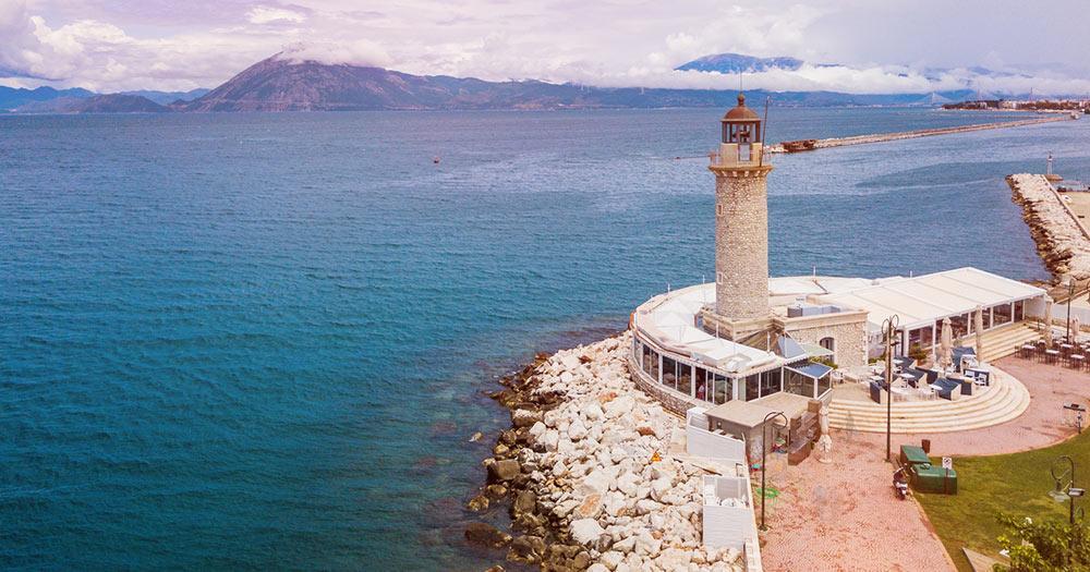 Patras - Leuchtturm