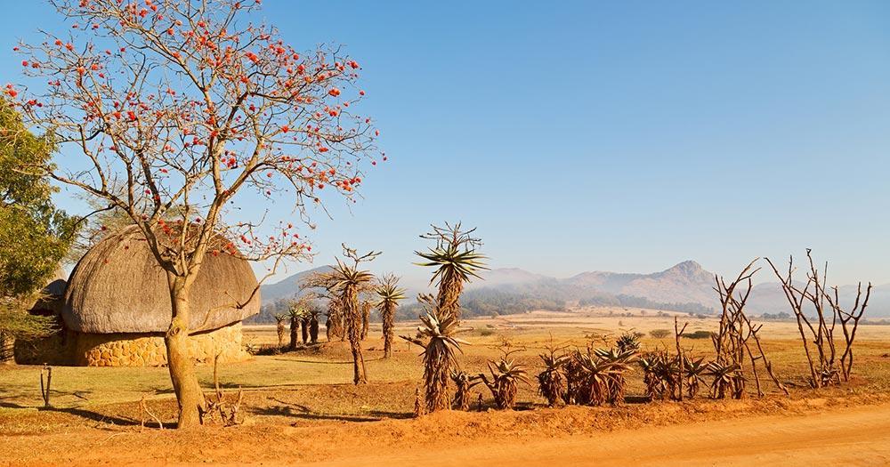 Swasiland - Naturreservat
