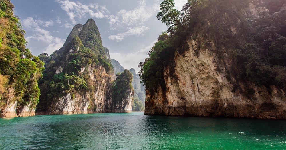 Khao Lak -  Khao Sok National Park