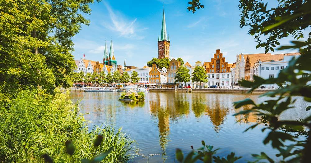Lübeck - an der Trave