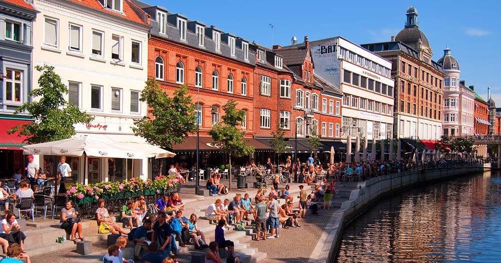 Aarhus - Kanal