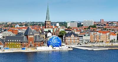 Aarhus - Panorama