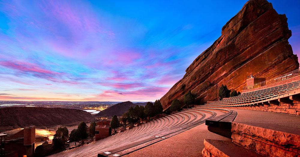 Denver - Red Rocks Park