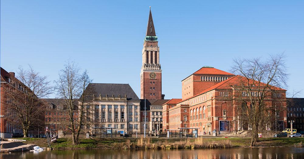 Kiel - altes Rathaus