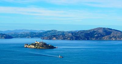 Alcatraz - in der San Francisco Bay