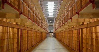 Alcatraz - Zellenblock