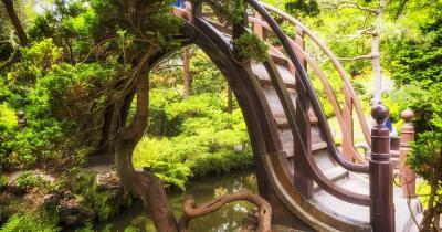 Golden Gate Park - japanischer Teegarten