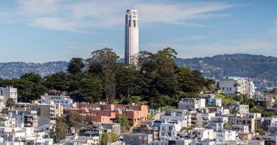 Coit Tower - Panorama