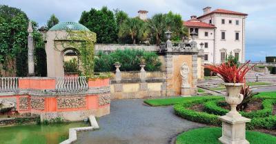 Villa Vizcaya - Museum