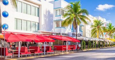 South Beach - Strand Cafés
