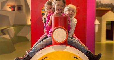 Deutsche Bahn Museum - Kinderspielplatz