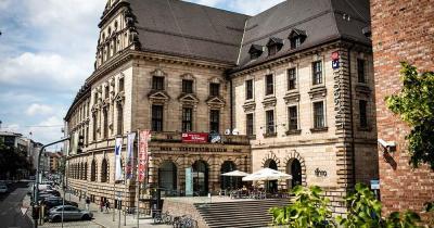 Deutsche Bahn Museum - Außenansicht