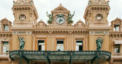 Monte-Carlo Casino - Eingang
