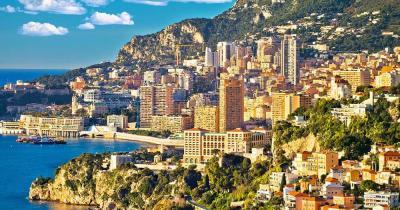 Monte-Carlo Casino - Panoramablick