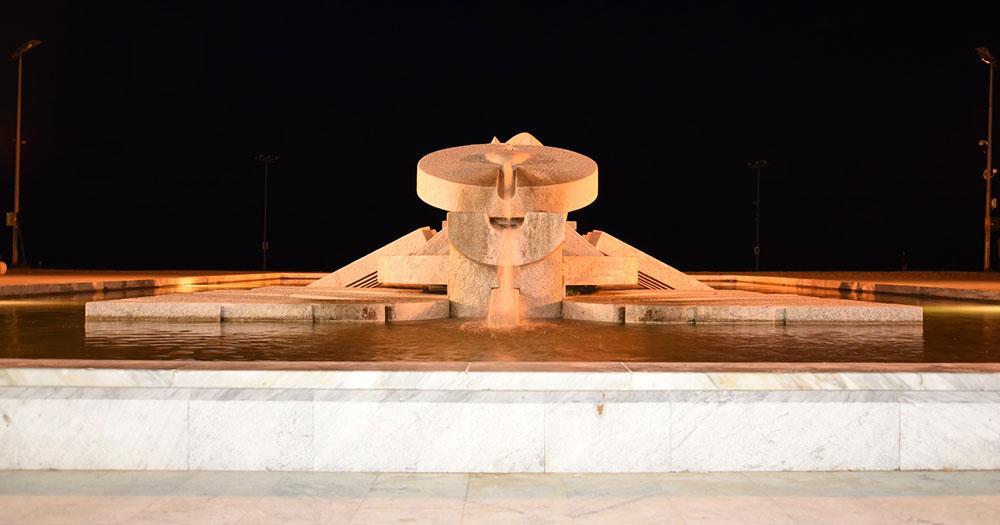 Pescara - Fountain