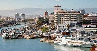 Pescara - Panoramablick