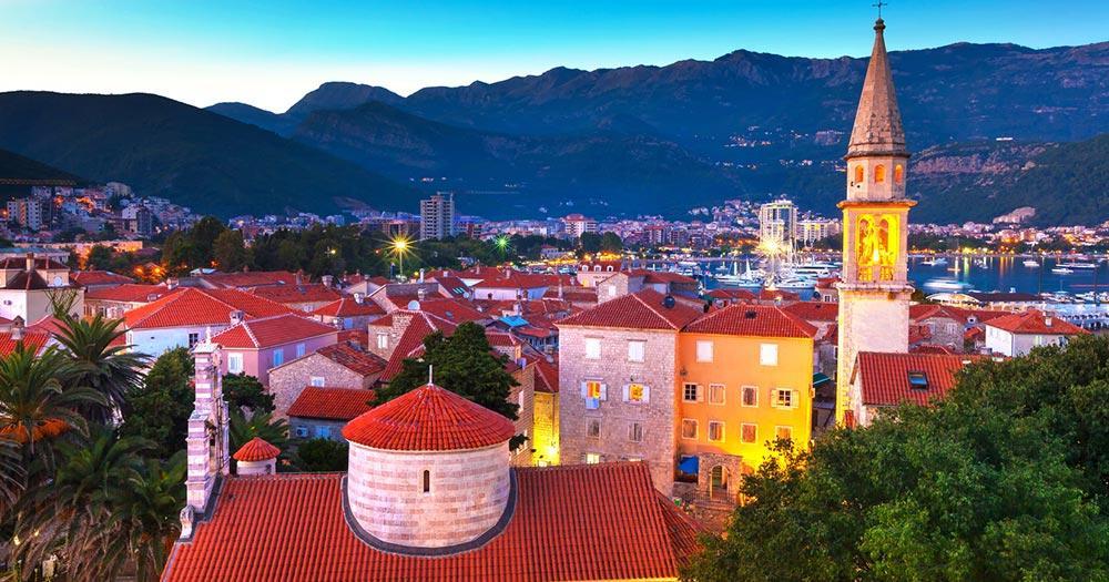 Podgorica - Kathedrale der heiligen Dreifaltigkeit