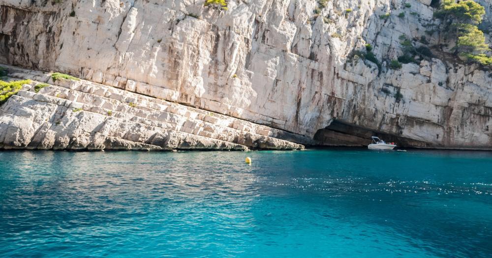 Marseille - Blick auf das wunderschöne Meer