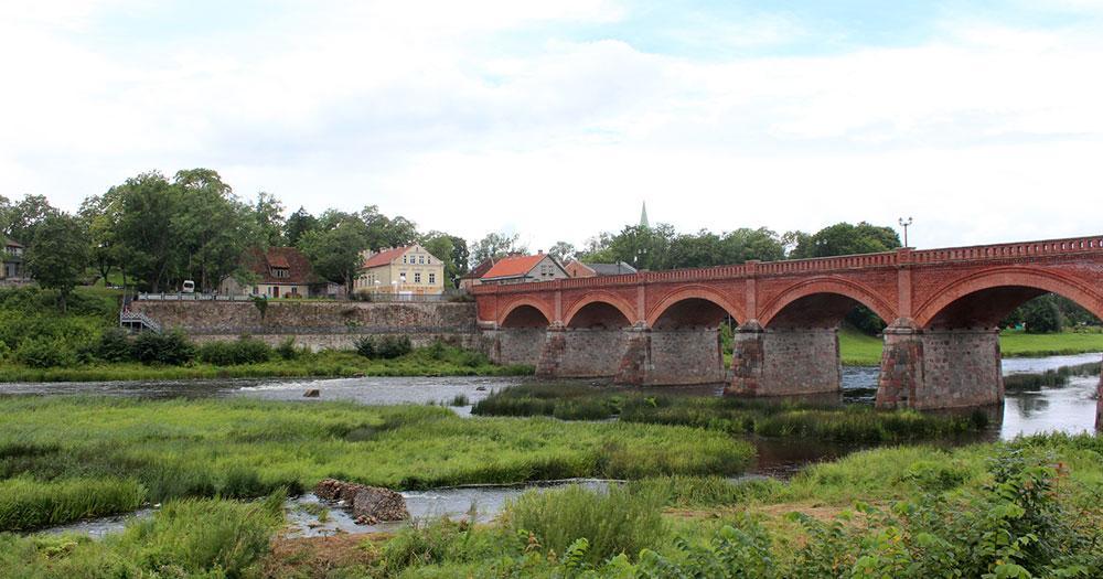 Kuldiga - Brücken