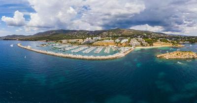 Puerto Portals - Luftaufnahme