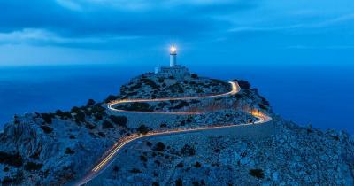 Cap Formentor - Leuchtturm