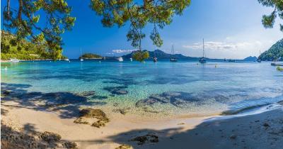 Cap Formentor - Strand