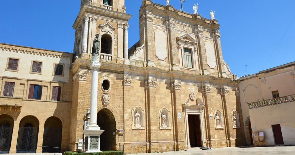 Brindisi - Kathedrale