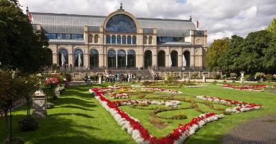 Kölner Zoo - botanischer Garten