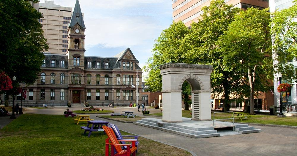 Halifax - Memorial Park