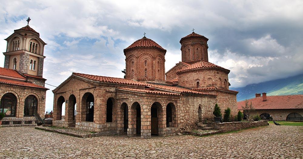 Ohrid - St. Naum
