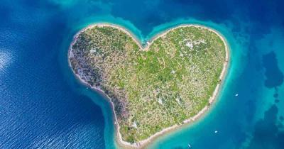Adria - Insel Galešnjak