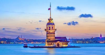 Bosporus - Maidenturm
