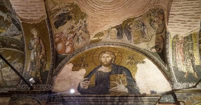 Chora-Kirche - Fresken