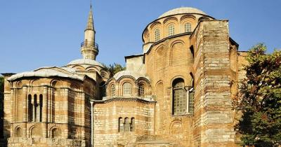 Chora-Kirche - Aussenfassade