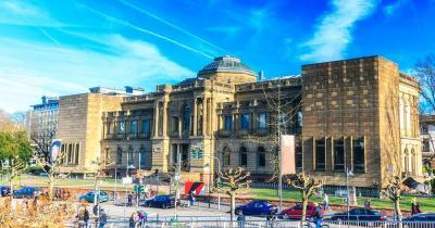 Städel Museum - Frontansicht