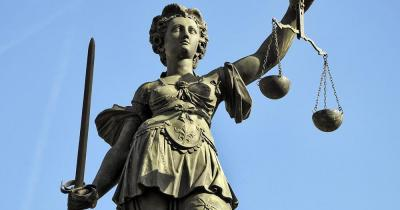 Römerberg - Gerechtigkeitsgöttin