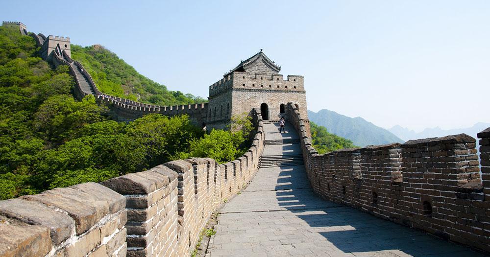 Chinesische Mauer / Mutianyu
