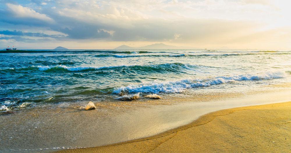 Hoi An / Cua Dai Beach in Hoi An Vietnam
