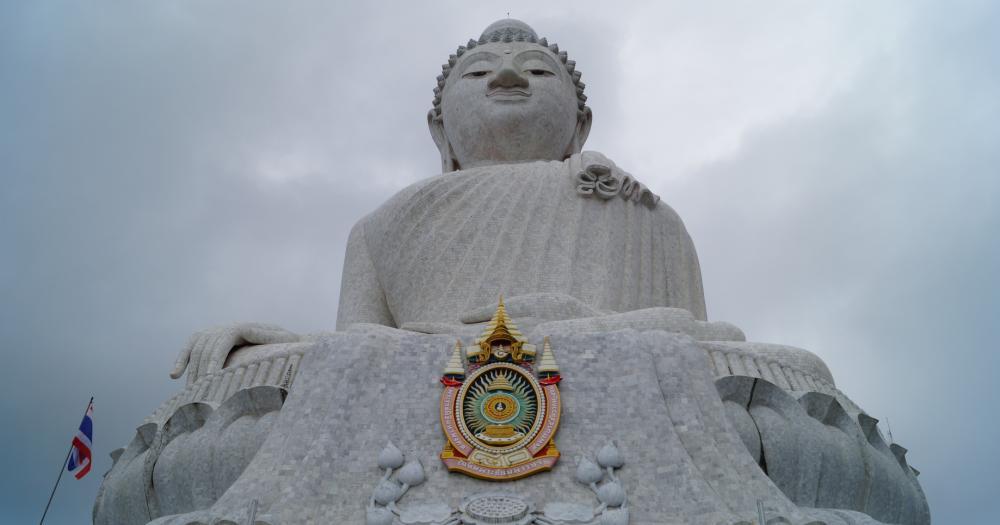 Ko Phuket - Großer Buddah