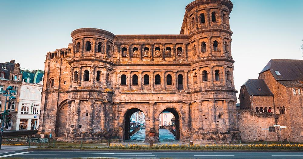 Trier /  Porta Nigra