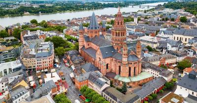Mainz / der Mainzer Dom