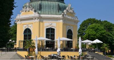 Tiergarten Schönbrunn - Frühstückspavillon