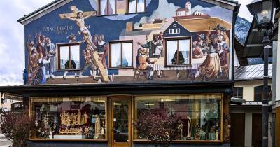 Oberammergauer Passionsspiele - Bildershop