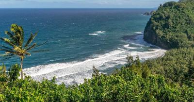 Makalawena Beach / Kohala-Küste