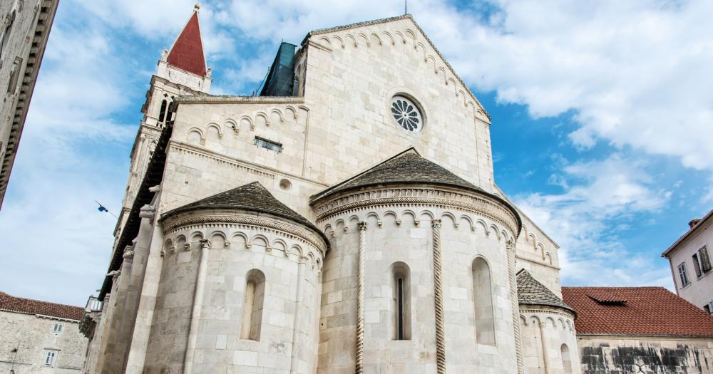 Trogir - Kathedrale St. Laurentius