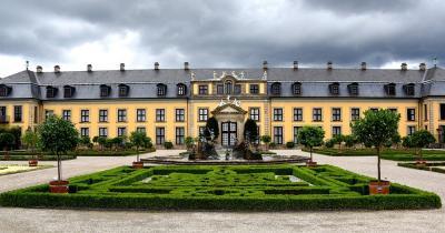 Herrenhäuser Gärten / Schloss Herrenhausen