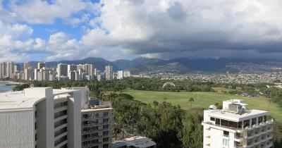 Waikiki Beach / Kapiolani Park