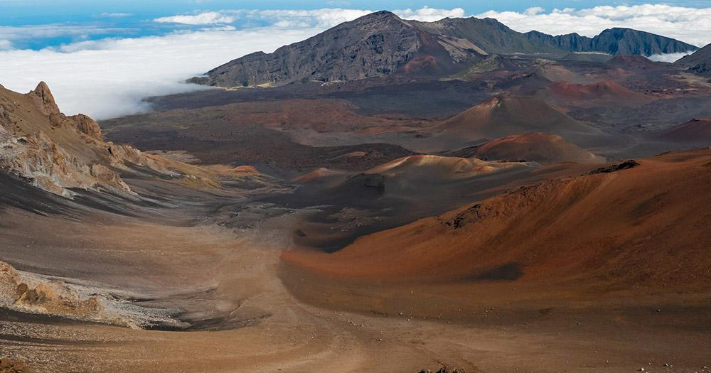 Maui / Haleakala National Park in Maui