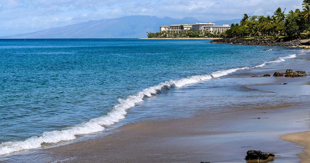 Maui / die Küste von Maui