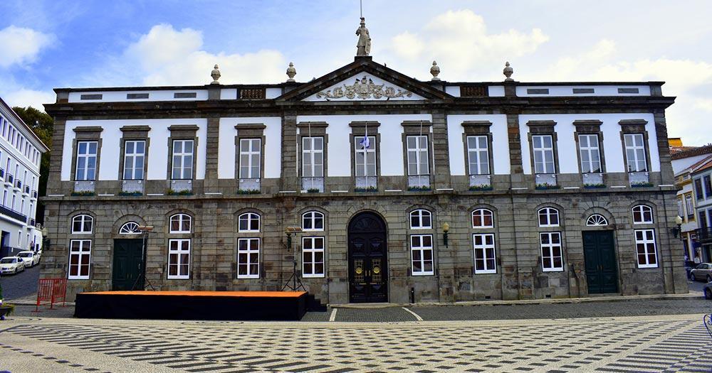 Angra do Heroísmo - Câmara Municipal